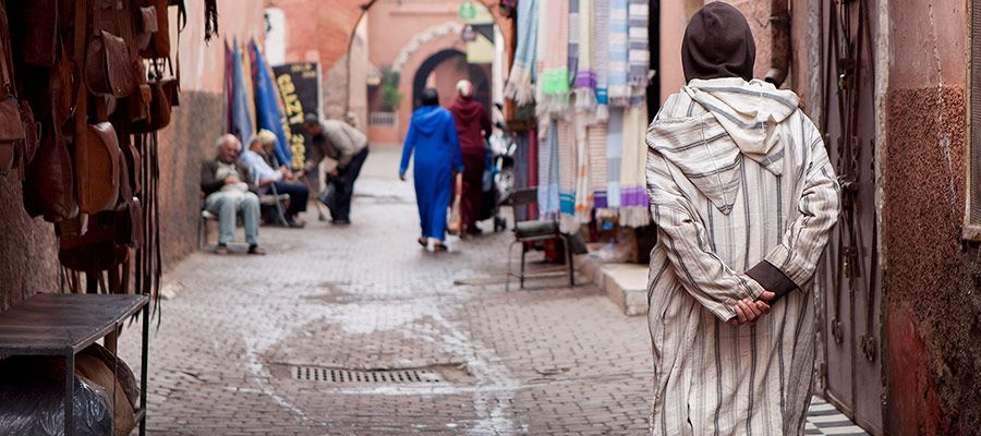 Challenge Tour Que ver en Marrakech
